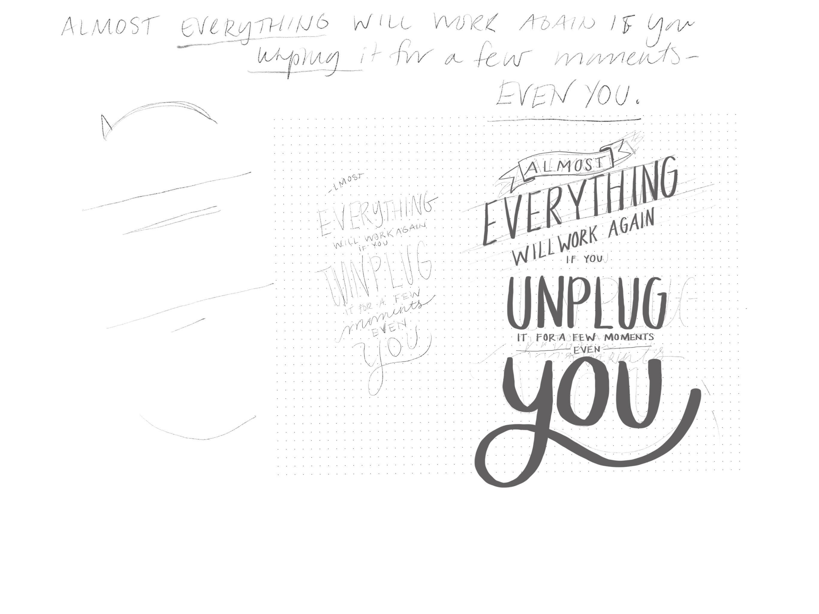 Almost everything even you. skillshare projects