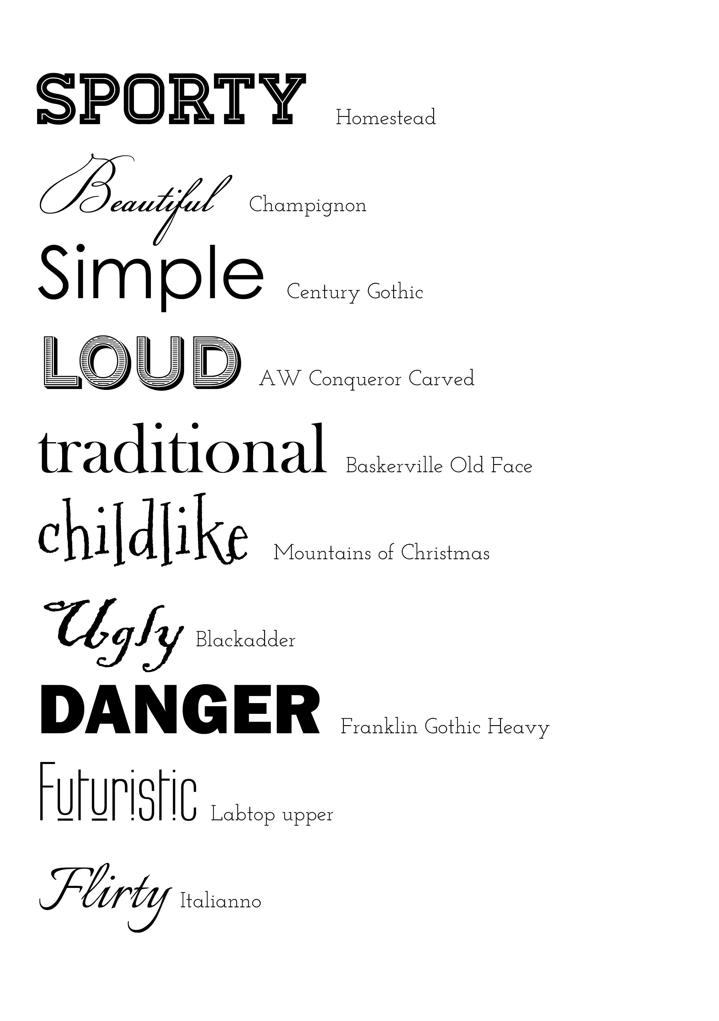 CHALLENGE Project typography | Skillshare Projects