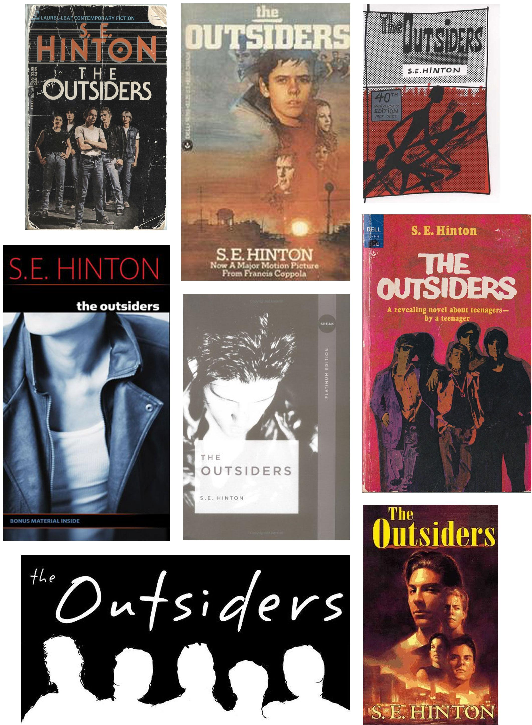 """outsiders s e hinton and hero The outsiders by se hinton when randy is amazed that a """"greaser"""" could become a hero concept vocab analysisdoc author."""