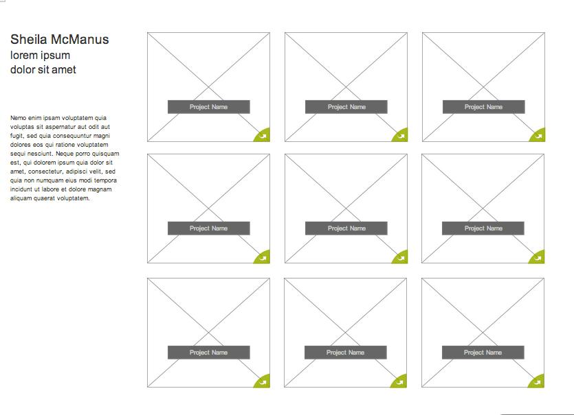 Portfolio / sleep js | Skillshare Projects