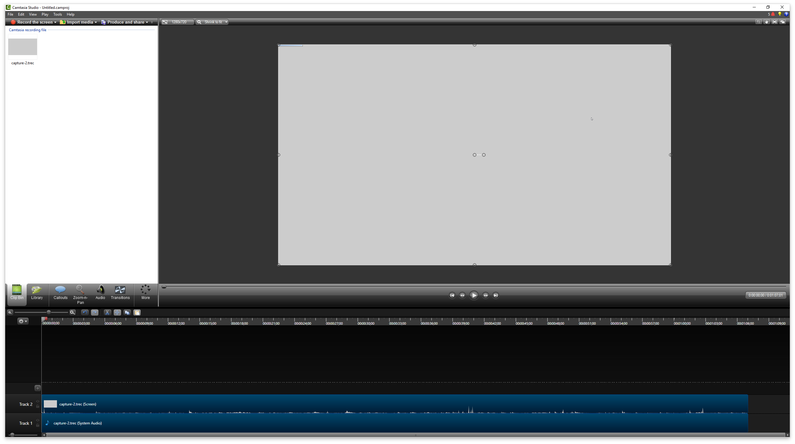Recording editing and exporting with camtasia studio for windows editing with camtasia studio ccuart Gallery
