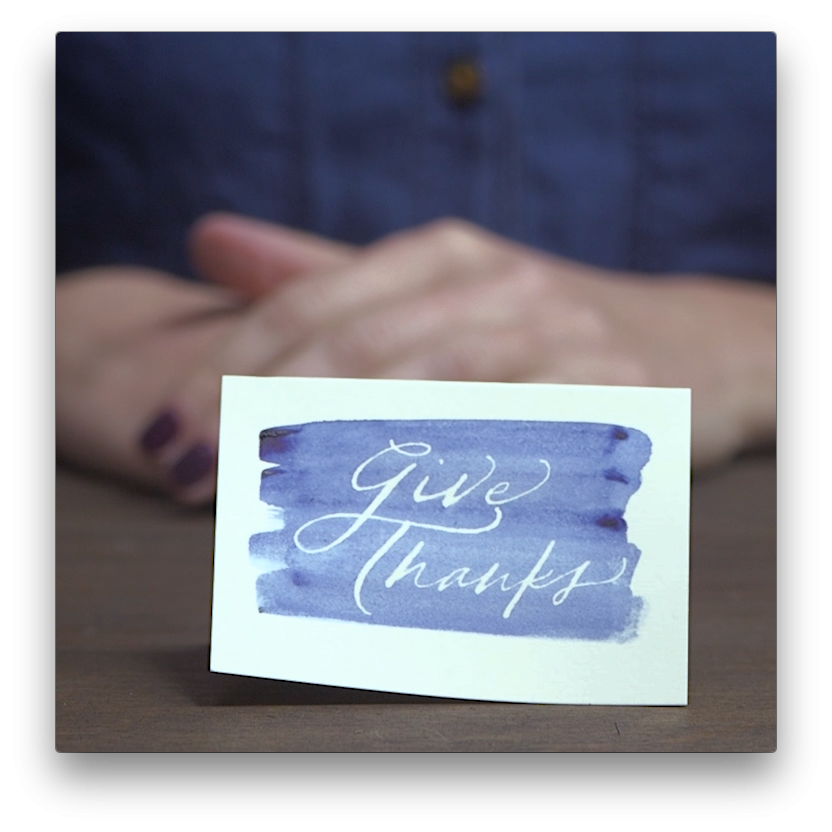 The Magic Ink Effect: Crafting Creative Place Cards Using