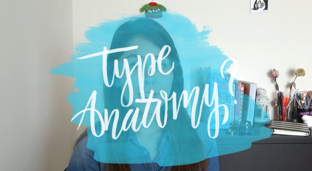 Fundamentals For Drawing Letters Practicing Type Anatomy Skillshare