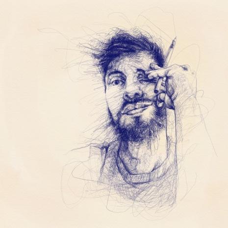Ballpoint Pen Drawing: Scribbling | Skillshare Projects