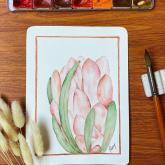 Marty Watercolor