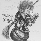 Babayaga Illustration