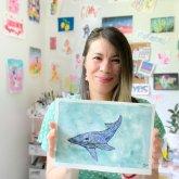Artjourneywithme Heidi Seidl
