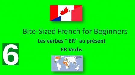bite sized french for beginners er verbs carol harvey skillshare