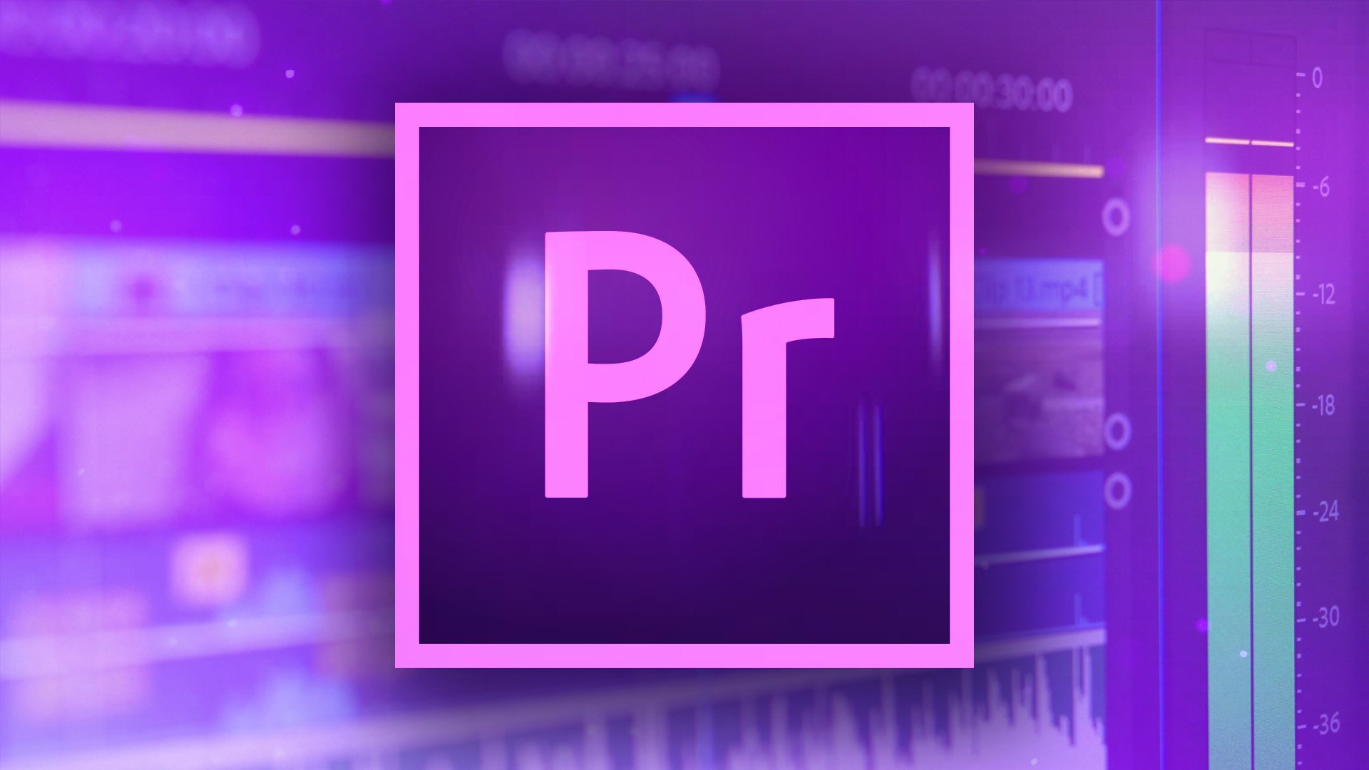 Video Editing with Adobe Premiere Pro for Beginners