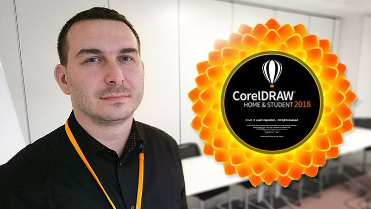 CorelDRAW 2018 for Beginners: Graphic Design in Corel Draw