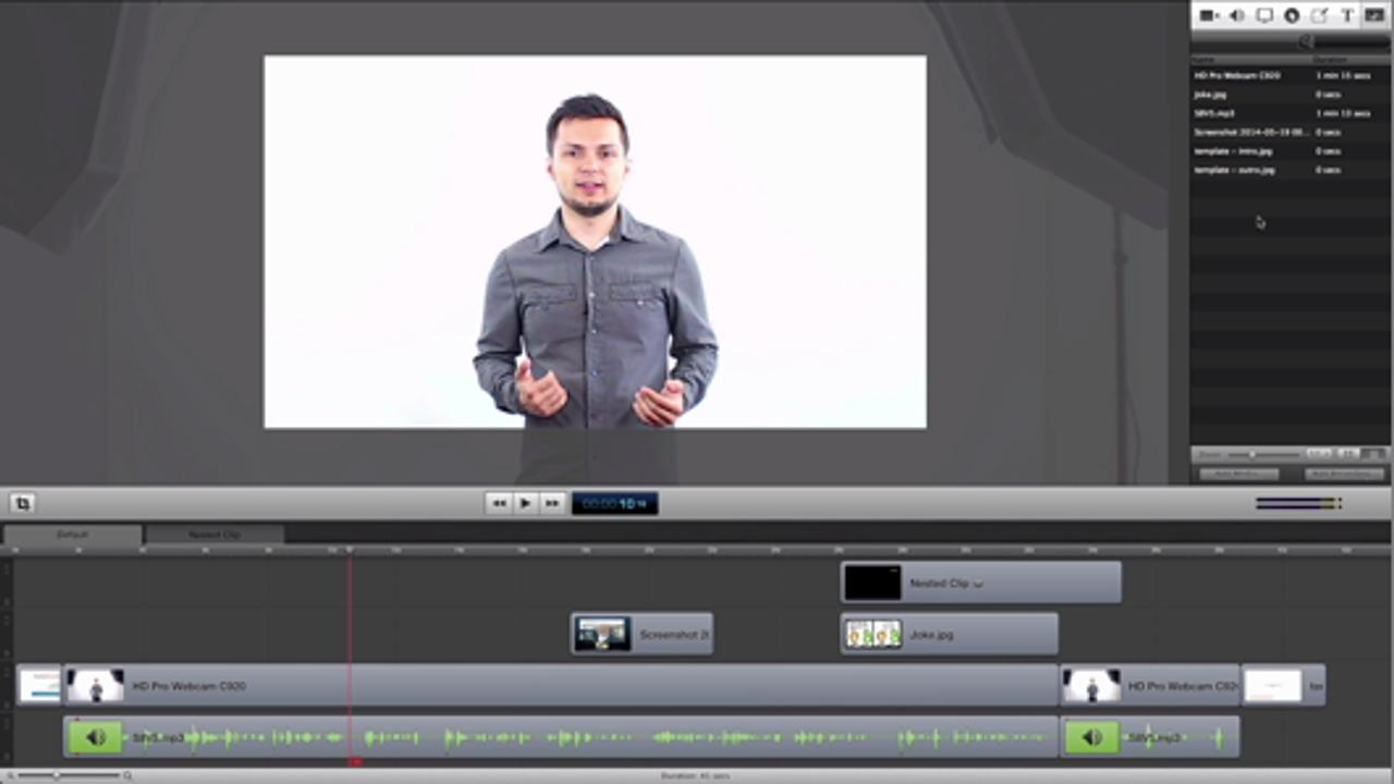 Expert Screenflow 6 skills in 29 days guaranteed! | Bogdan Vaida ...