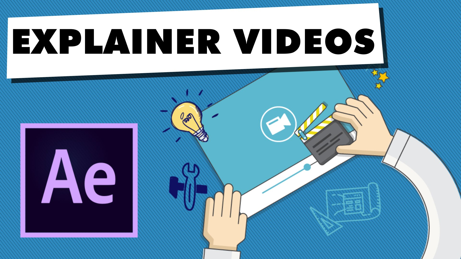 video design course, skillshare course,