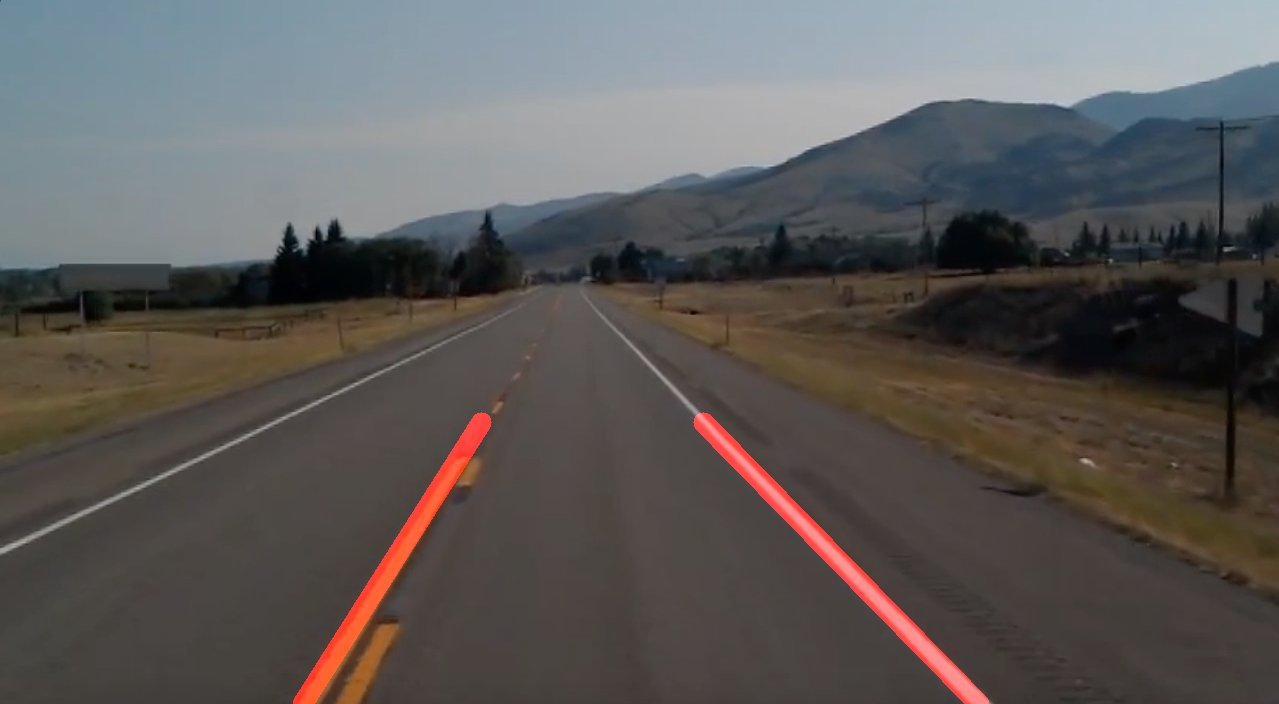 Self-Driving Cars Tutorial: Identify Lane Lines with OpenCV & Python