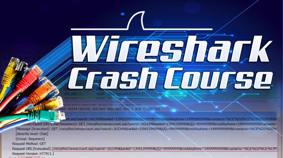 Wireshark Crash Course | Kyle Slosek | Skillshare