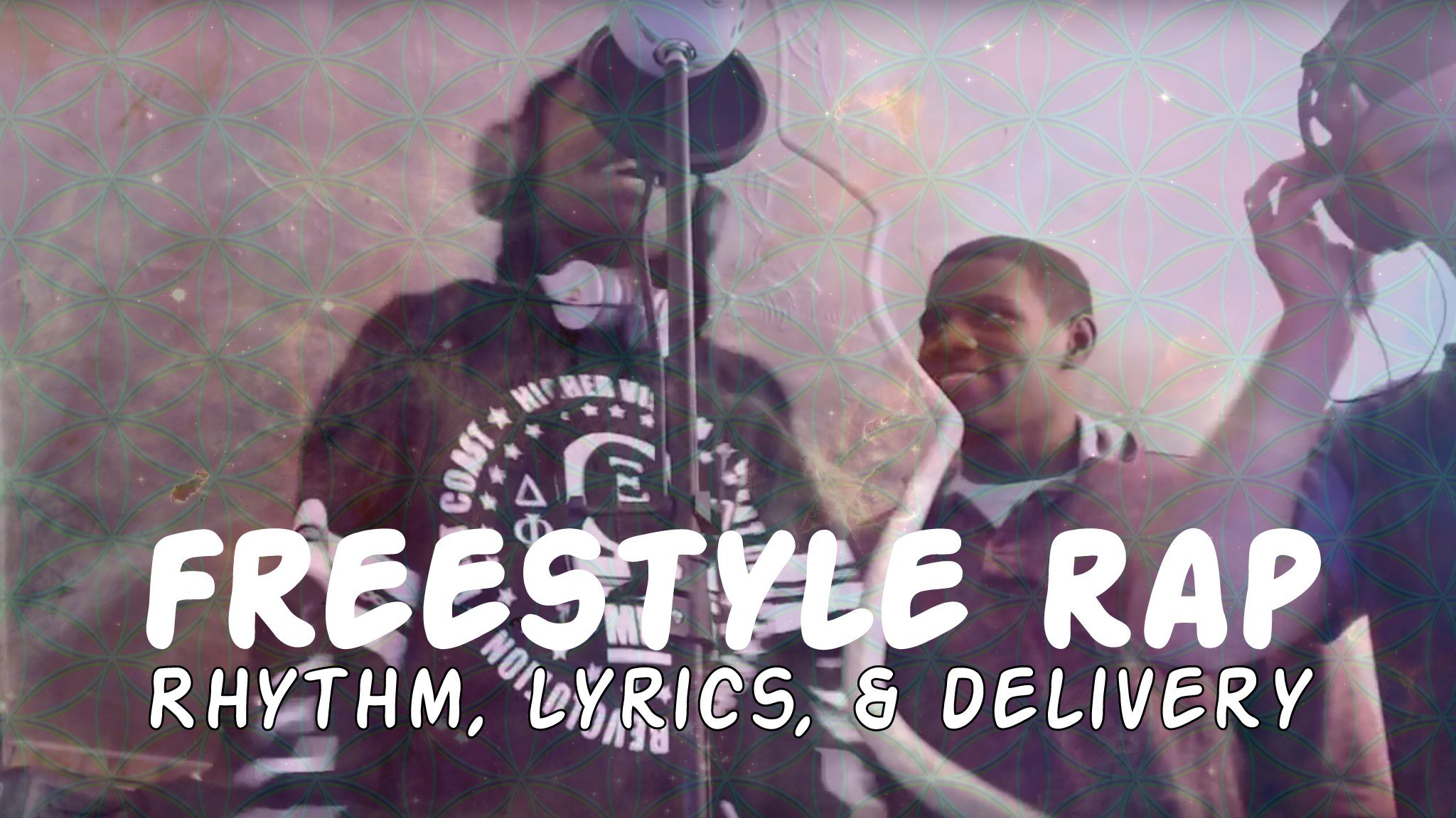 How To Freestyle Rap Rhythm Lyrics Delivery Douglas Butner