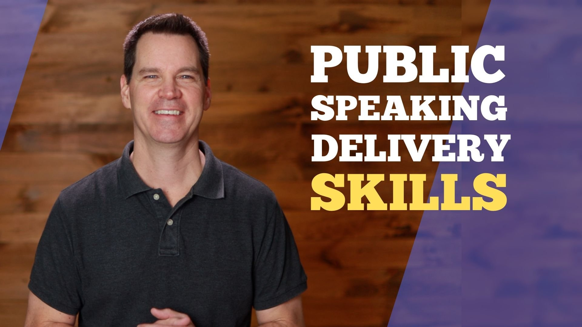 PUBLIC SPEAKING: Confident Delivery Skills | Alex Lyon ...