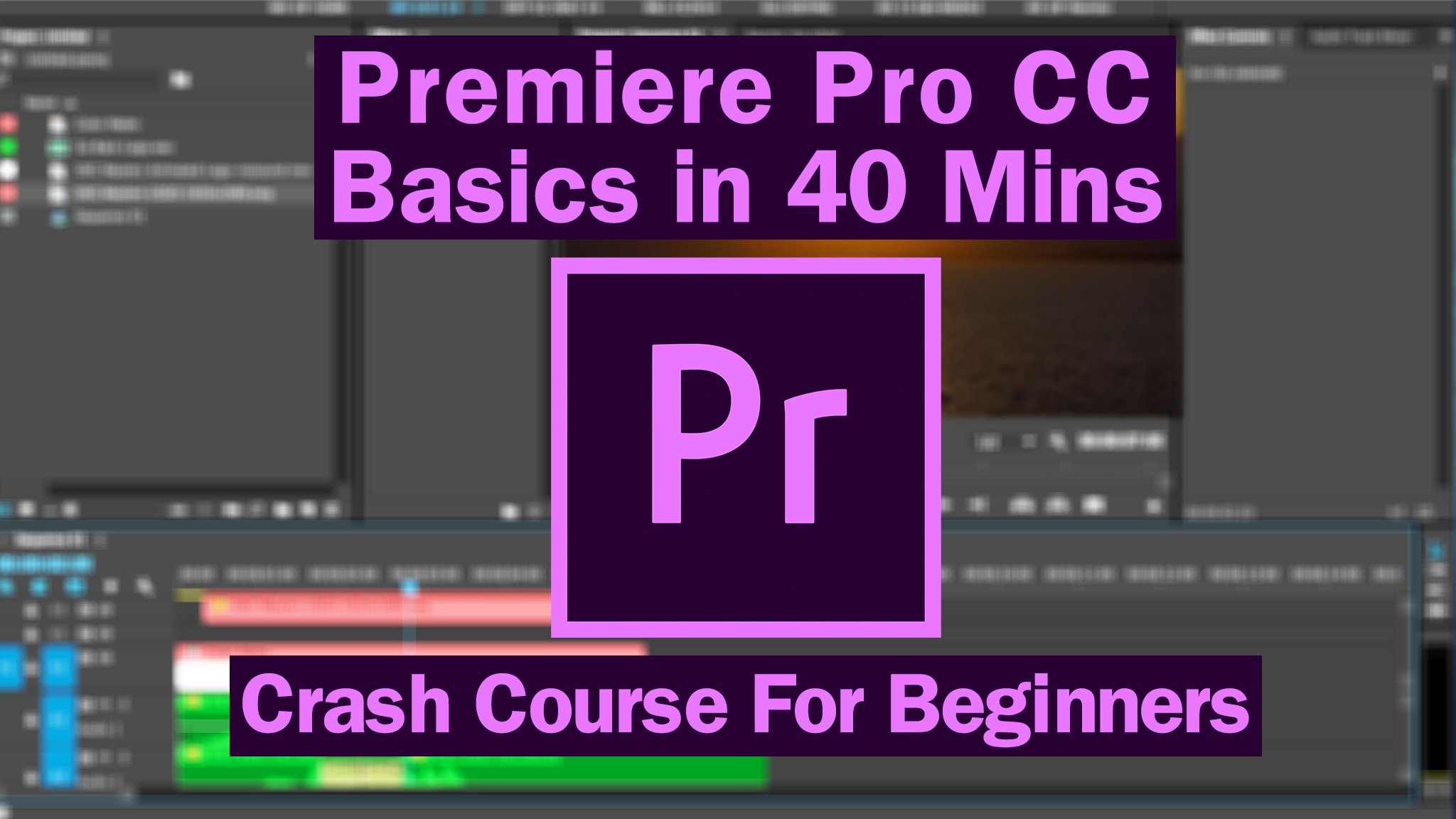 Video Editing course, skillshare course,