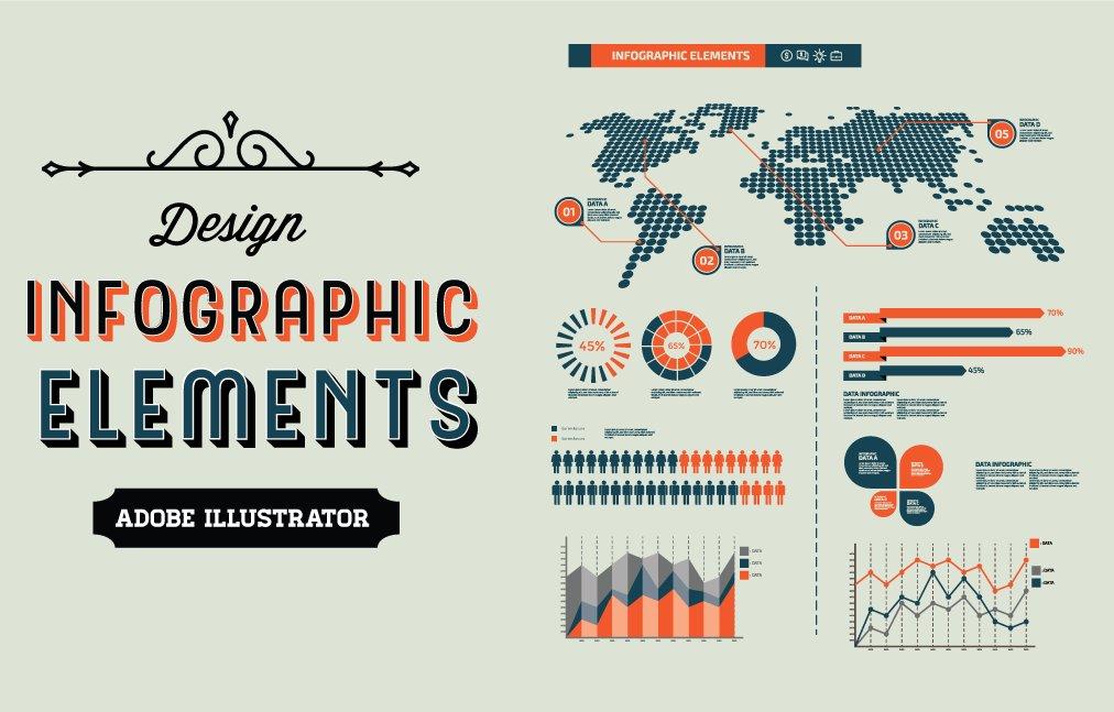 Design Infographic Elements In Adobe Illustrator Jestoni Esteban