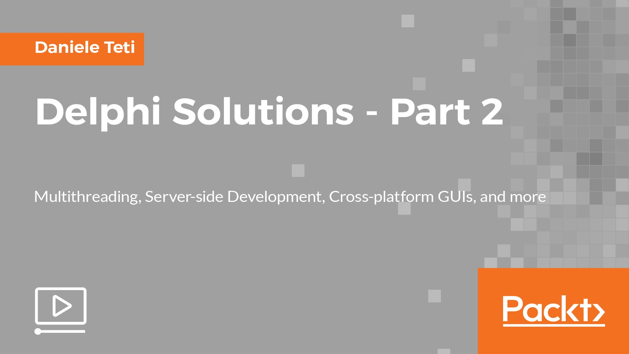 Delphi Solutions - Part 2 | Packt Publishing | Skillshare
