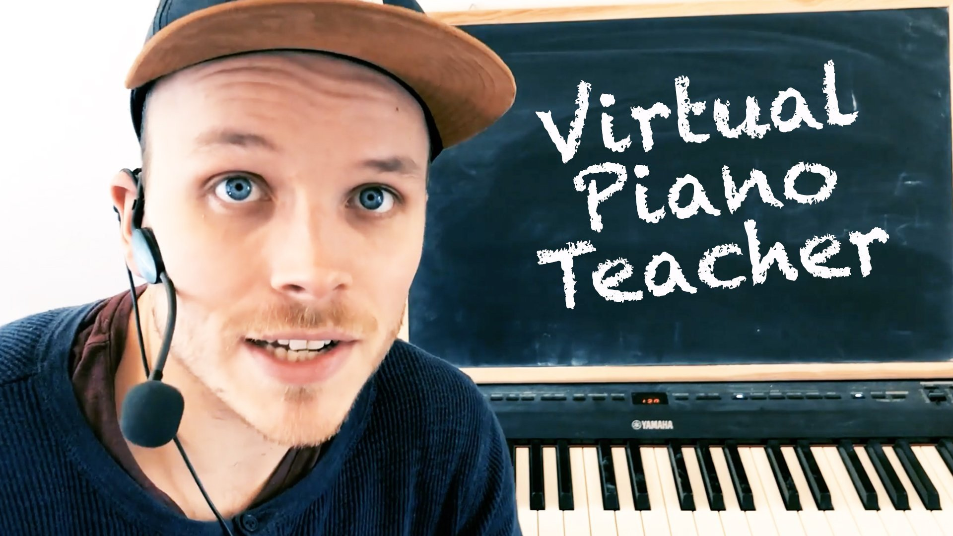 *Piano* Most In-Depth Piano Course on Skillshare! 24+ Hours of  Piano Lessons, Homework & Tests!