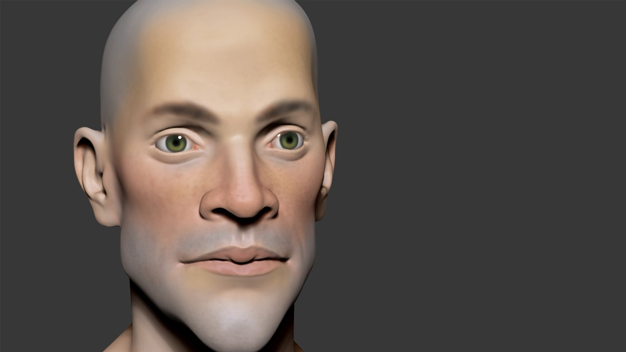 Zbrush Basics Sculpting & Poly Painting For Beginners | Nexttut
