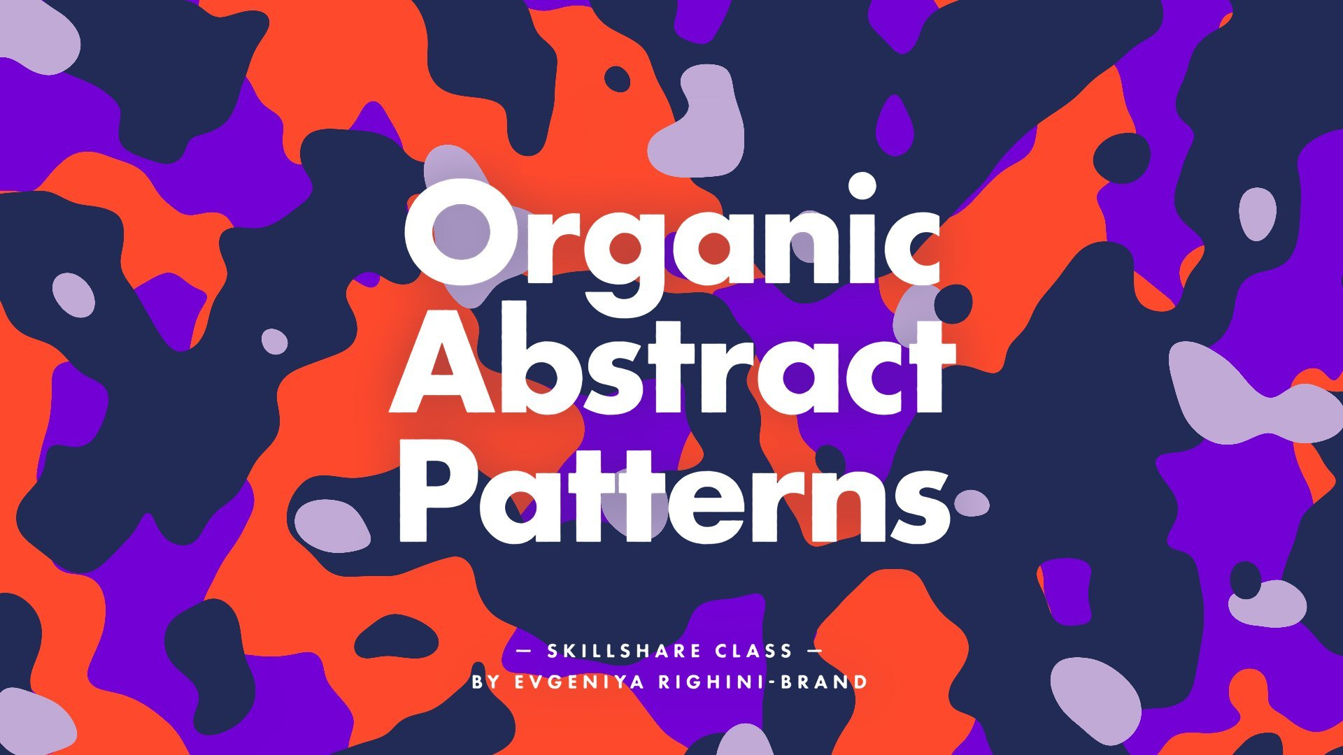 Organic Abstract Patterns