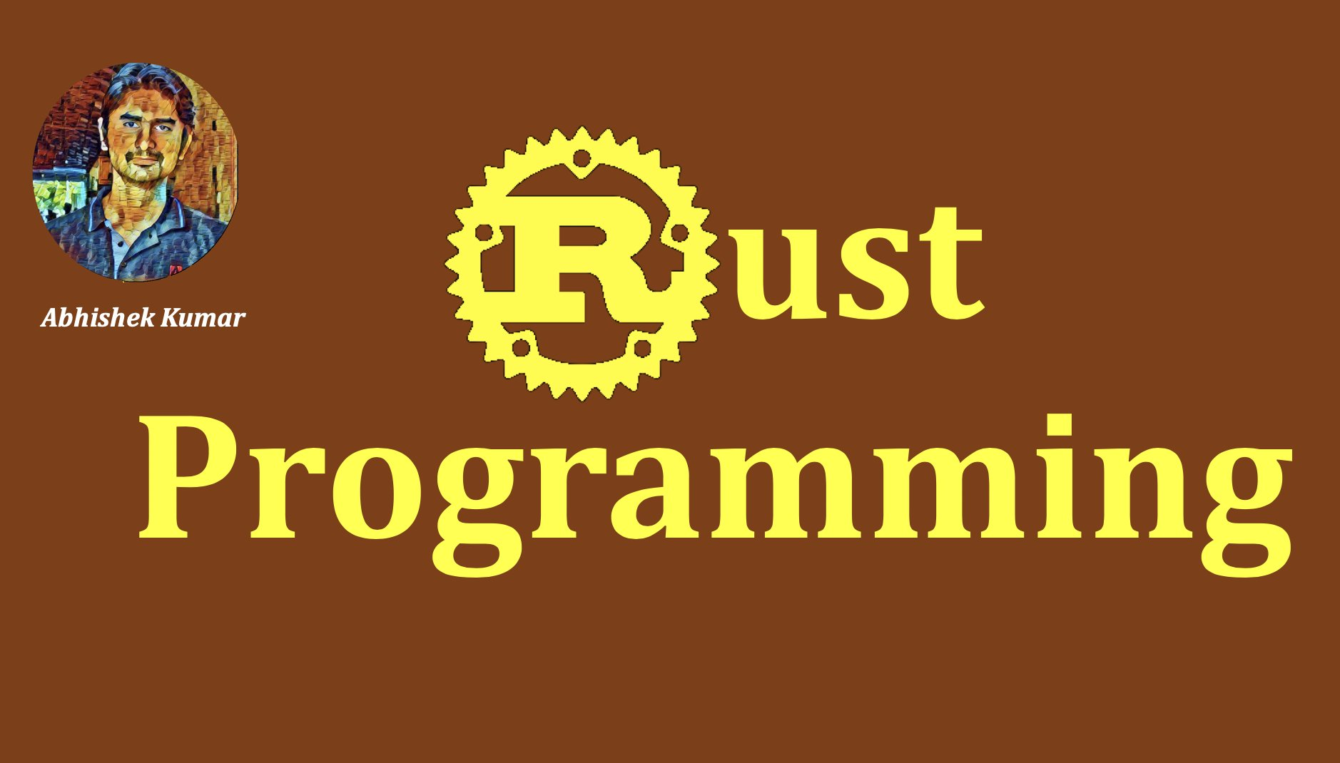 Rust Programming Language - Complete Tutorial