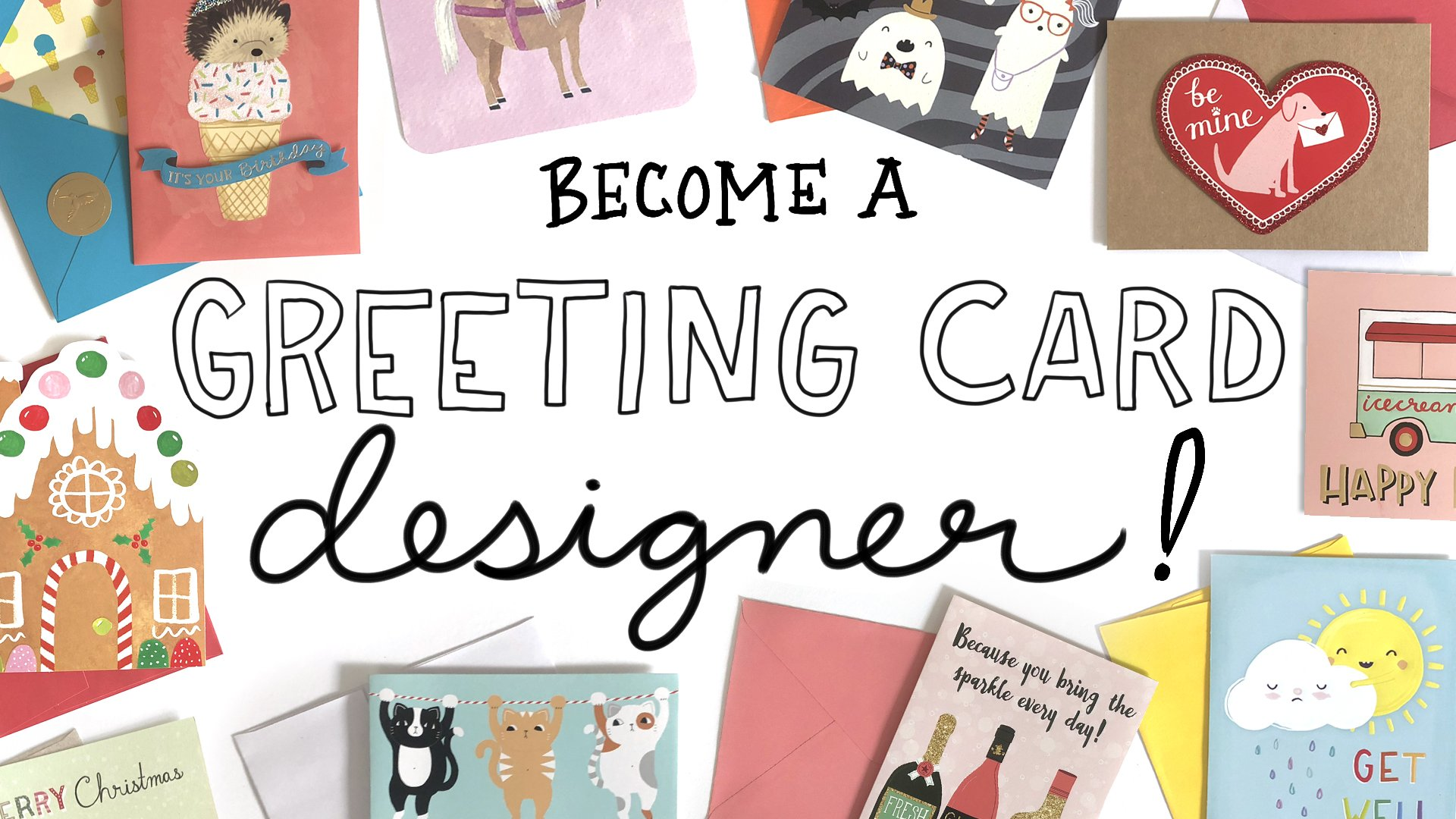 Become A Greeting Card Designer Anne Bollman Skillshare