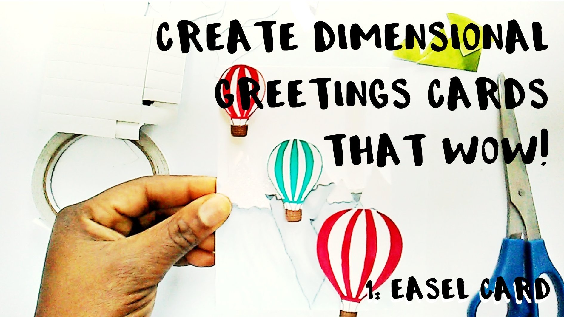 Create dimensional greetings cards that wow 1 easel card lilian create dimensional greetings cards that wow 1 easel card lilian barker skillshare m4hsunfo