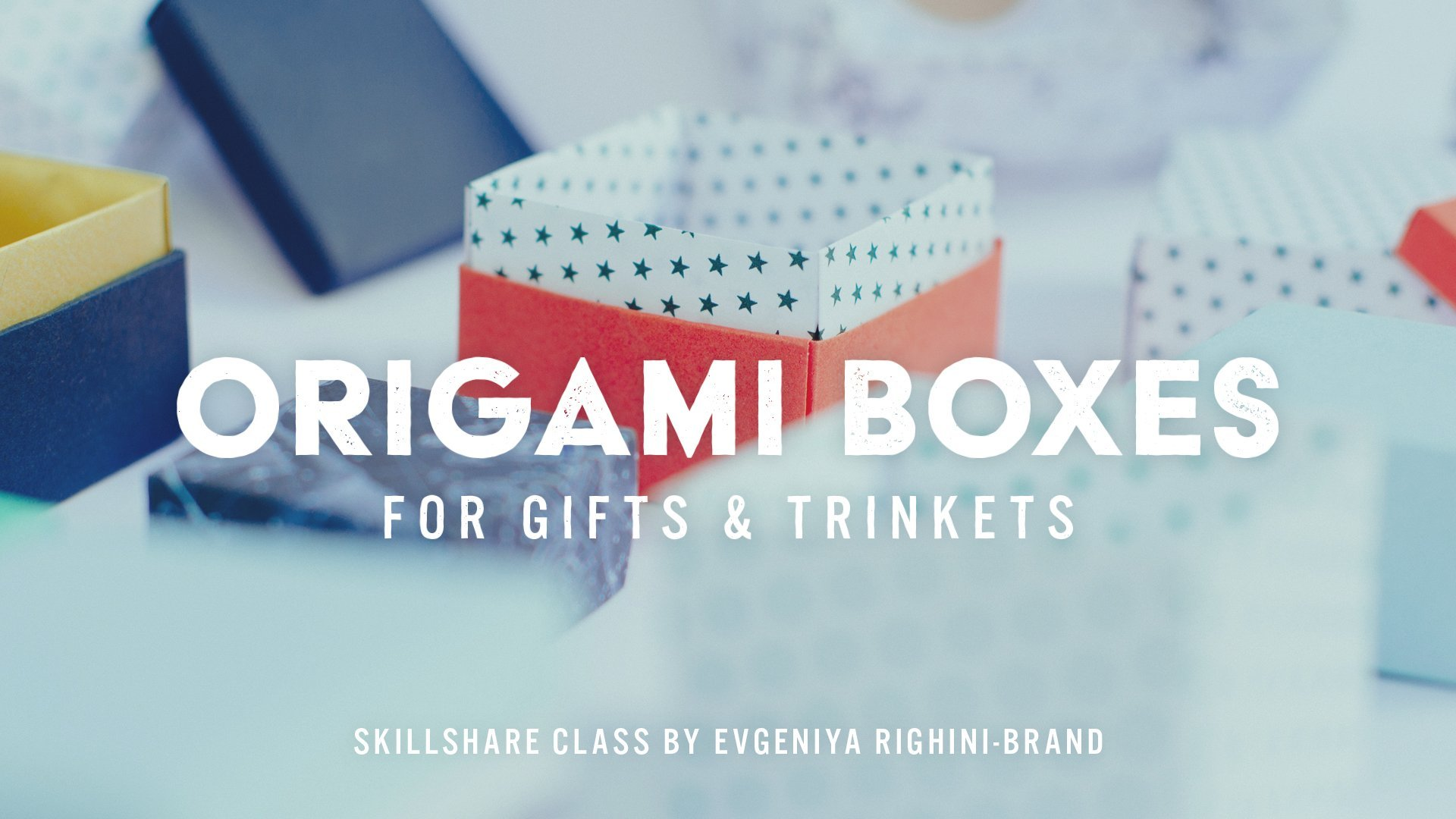 magic boxes: Origami Box with Wrap Lid - Tutorial | 1080x1920