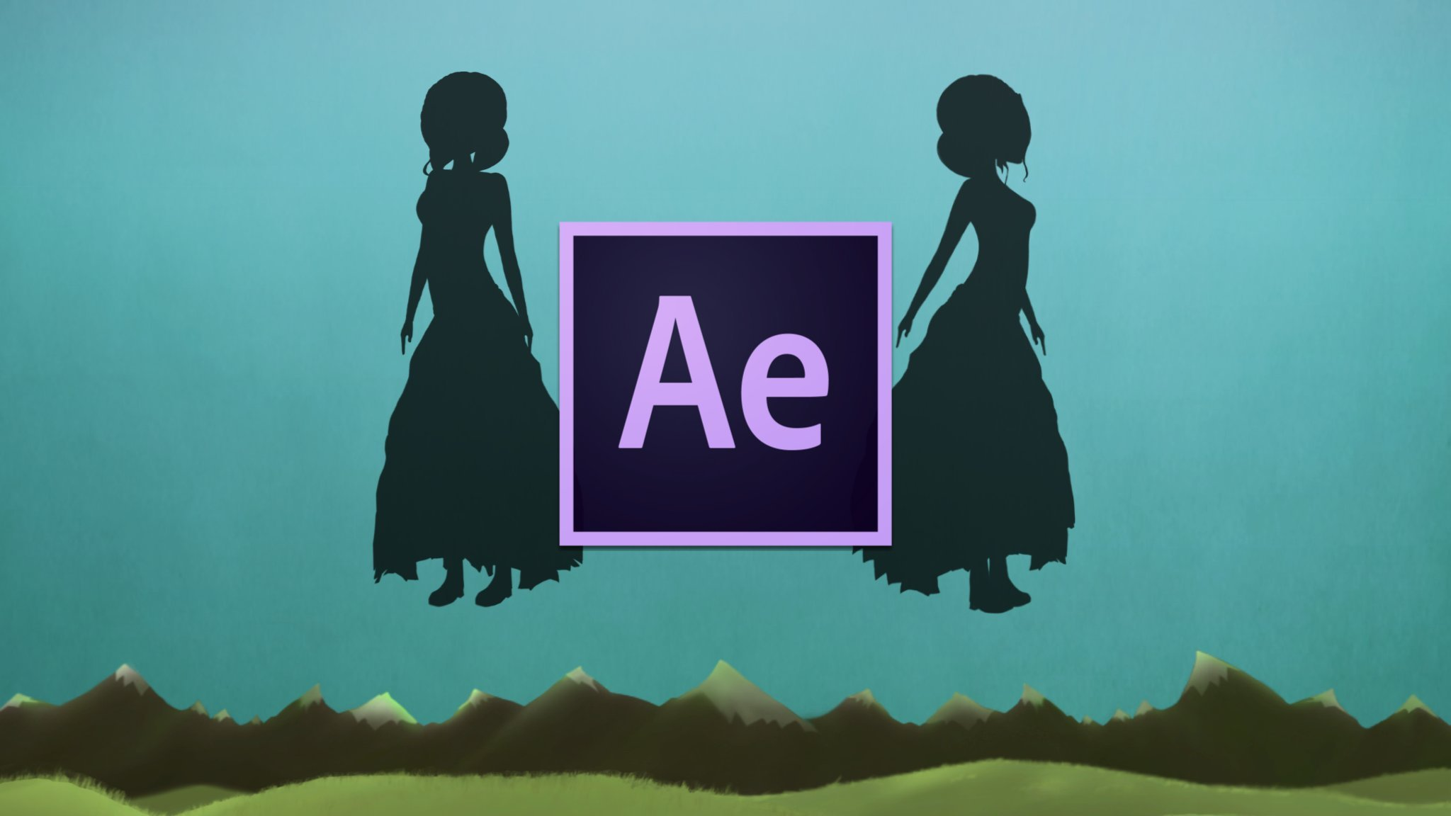2D Animation: Bring Your Art To Life In After Effects