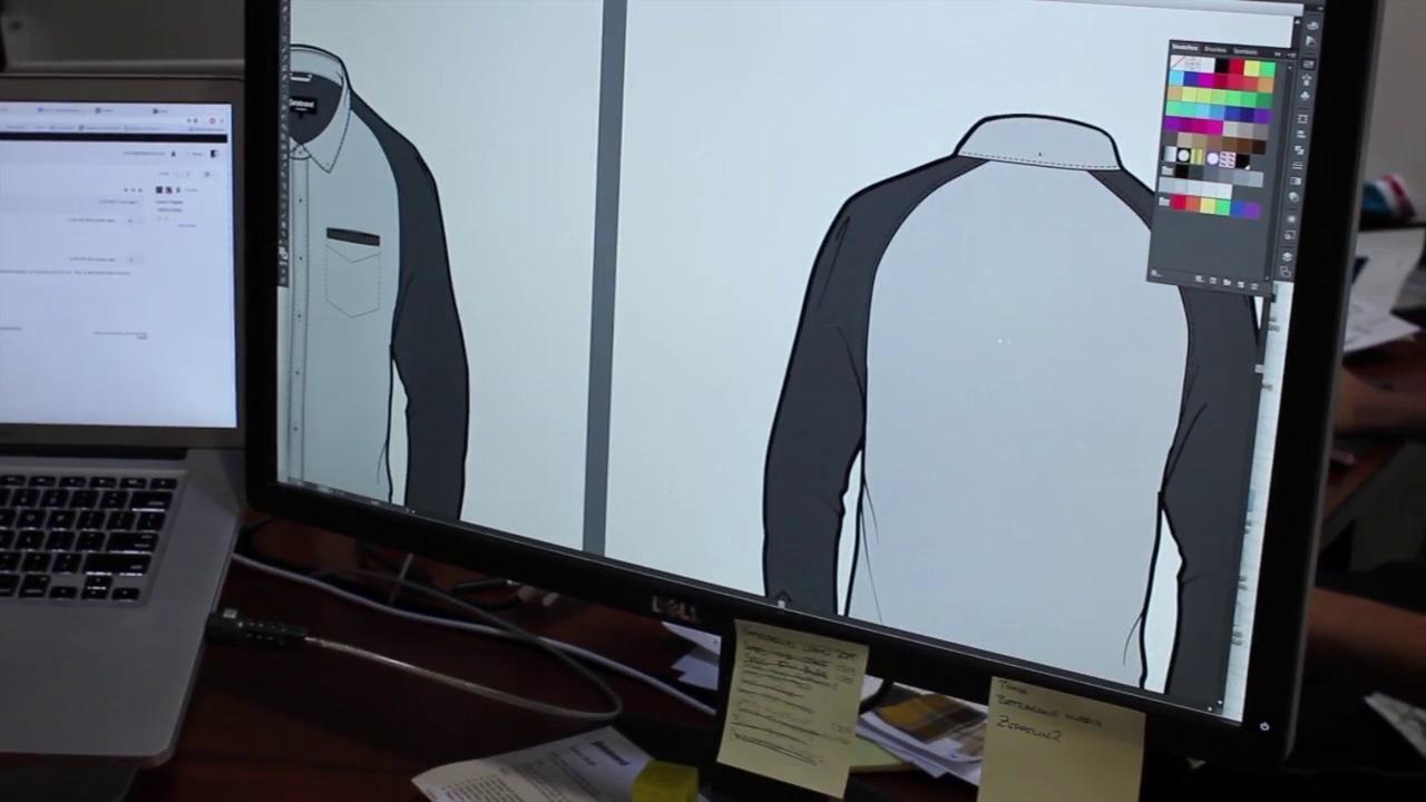 Adobe Illustrator For Fashion Cad I Introduction To Garment Flats Mickaela Roxas Skillshare