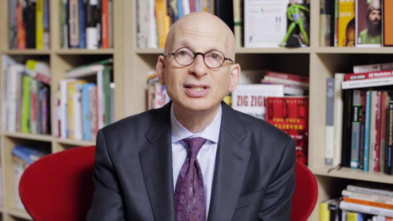 Seth godin business plan
