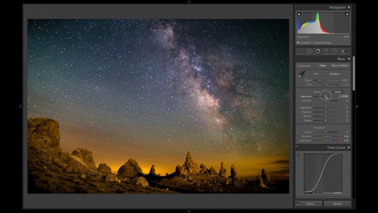 Milky Way Exposure Calculator - Skillshare