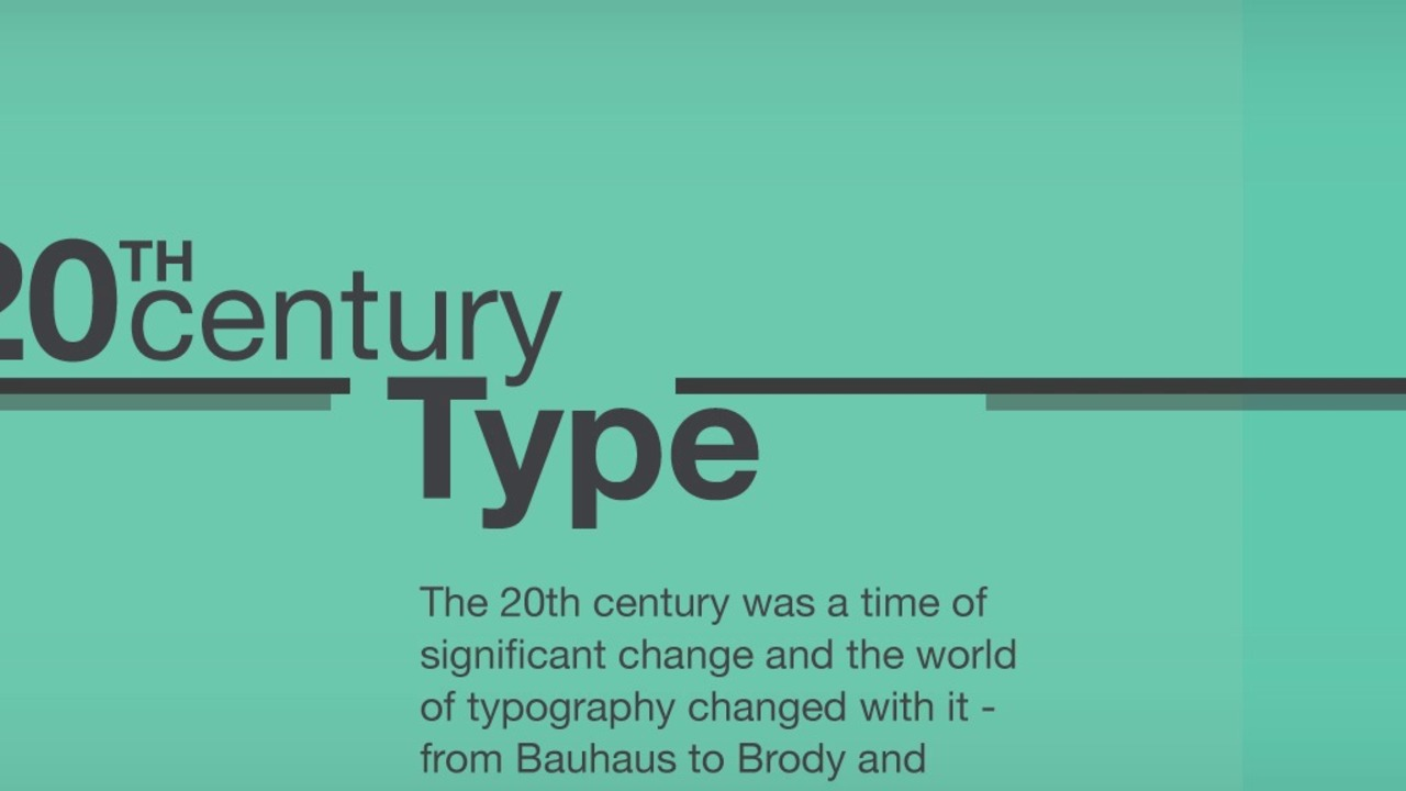 The Art of Typography: Communicate Effectively Through the Power of