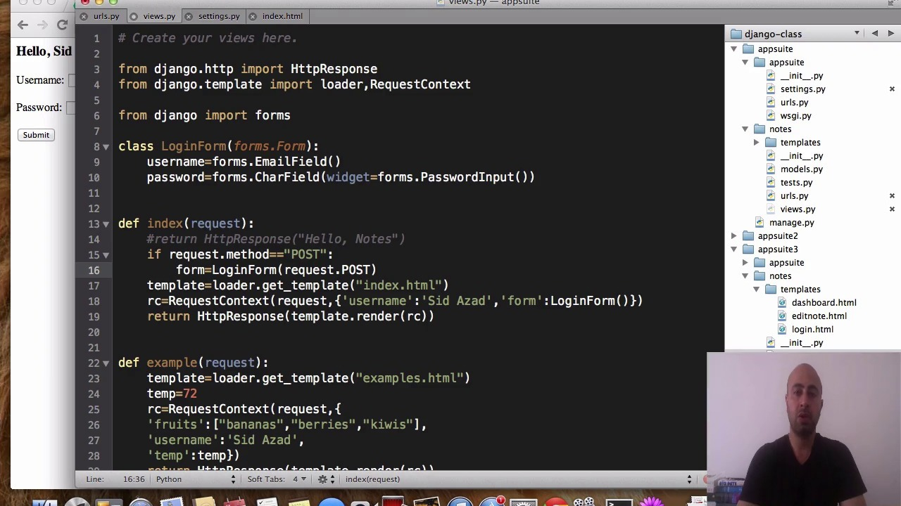 Building Great Web Backends with Django ( Python )   Sid Azad ...