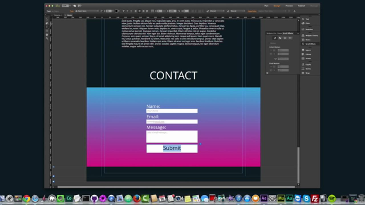 Build a Website with No Code | Learn Adobe Muse | John Ramos