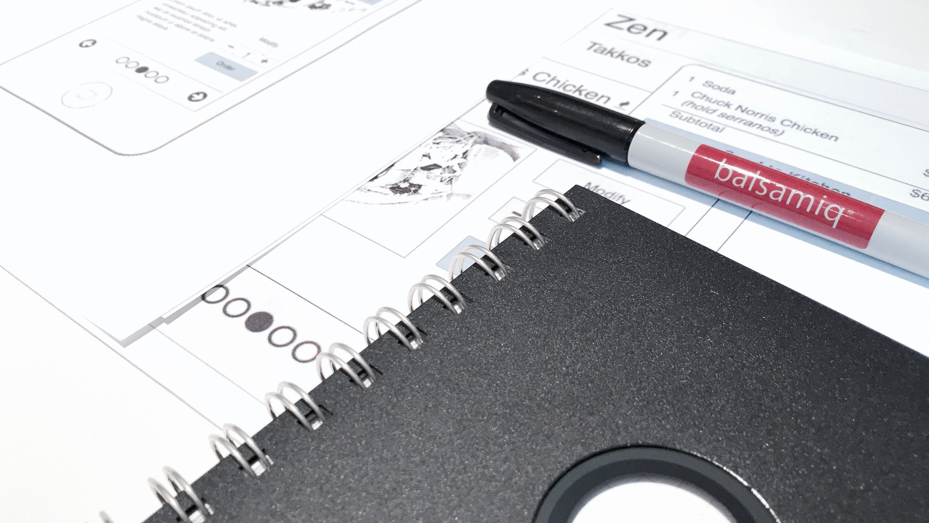 Rapid Wireframing: Finding the Right Product Design