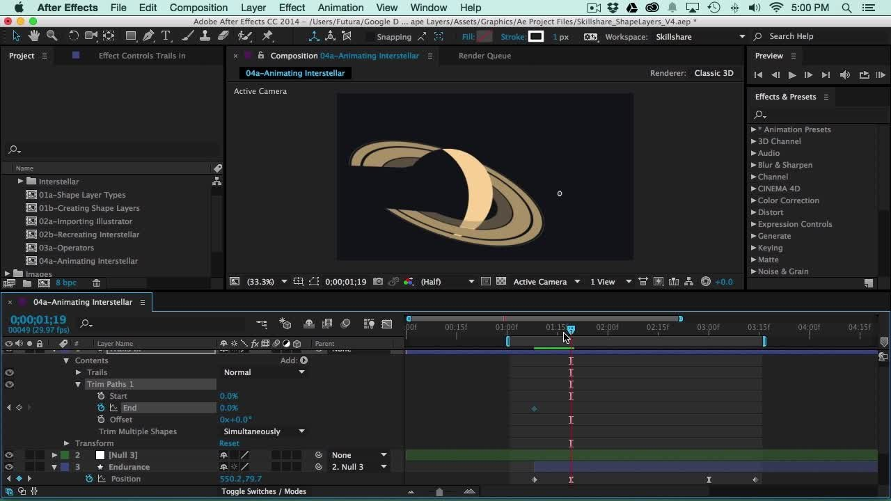 The Ultimate Guide To Shape Layers In After Effects  Jake Bartlett   Skillshare
