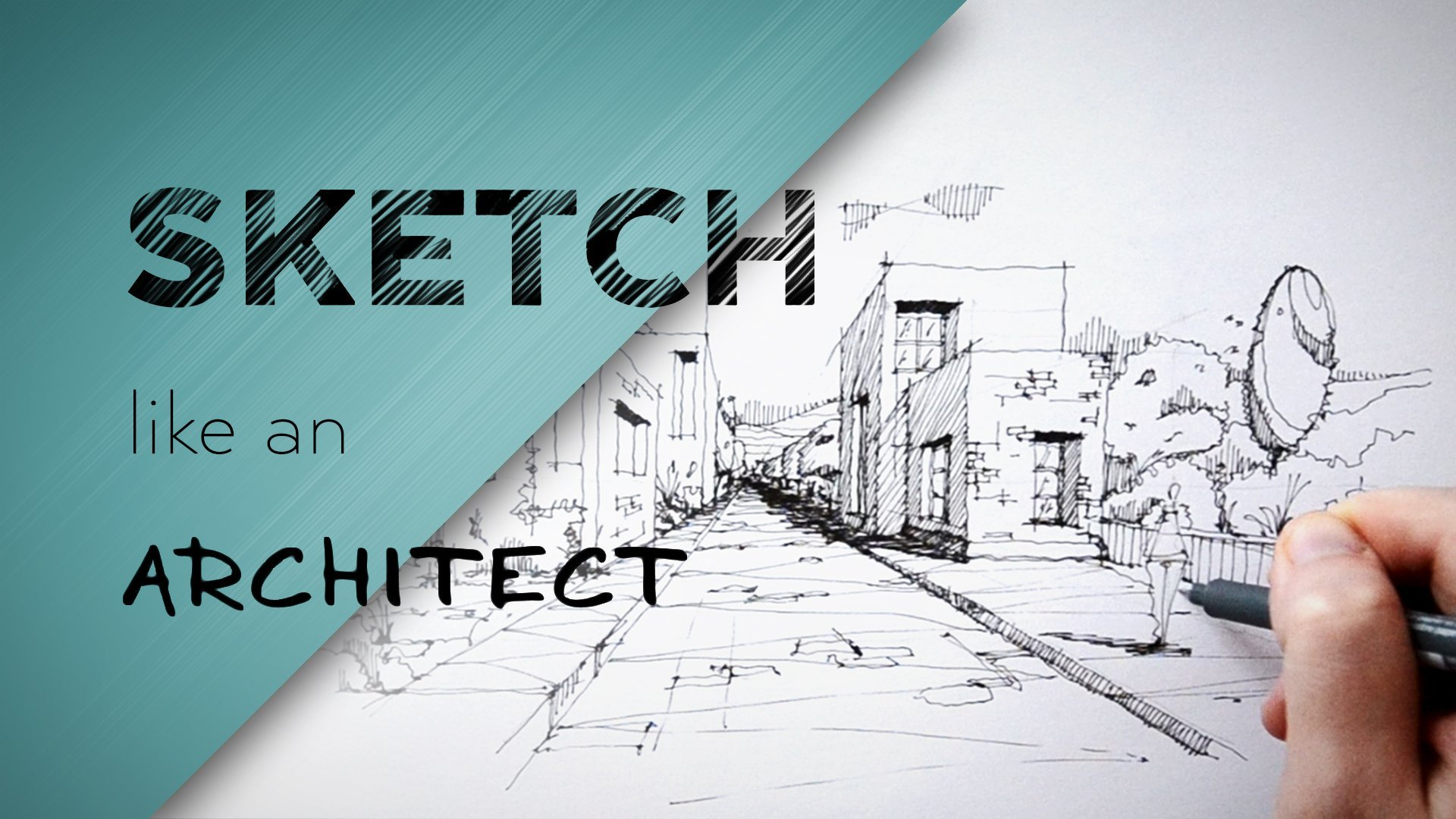 Drawing Lines With Core Graphics : Sketch like an architect step by from lines to perspective