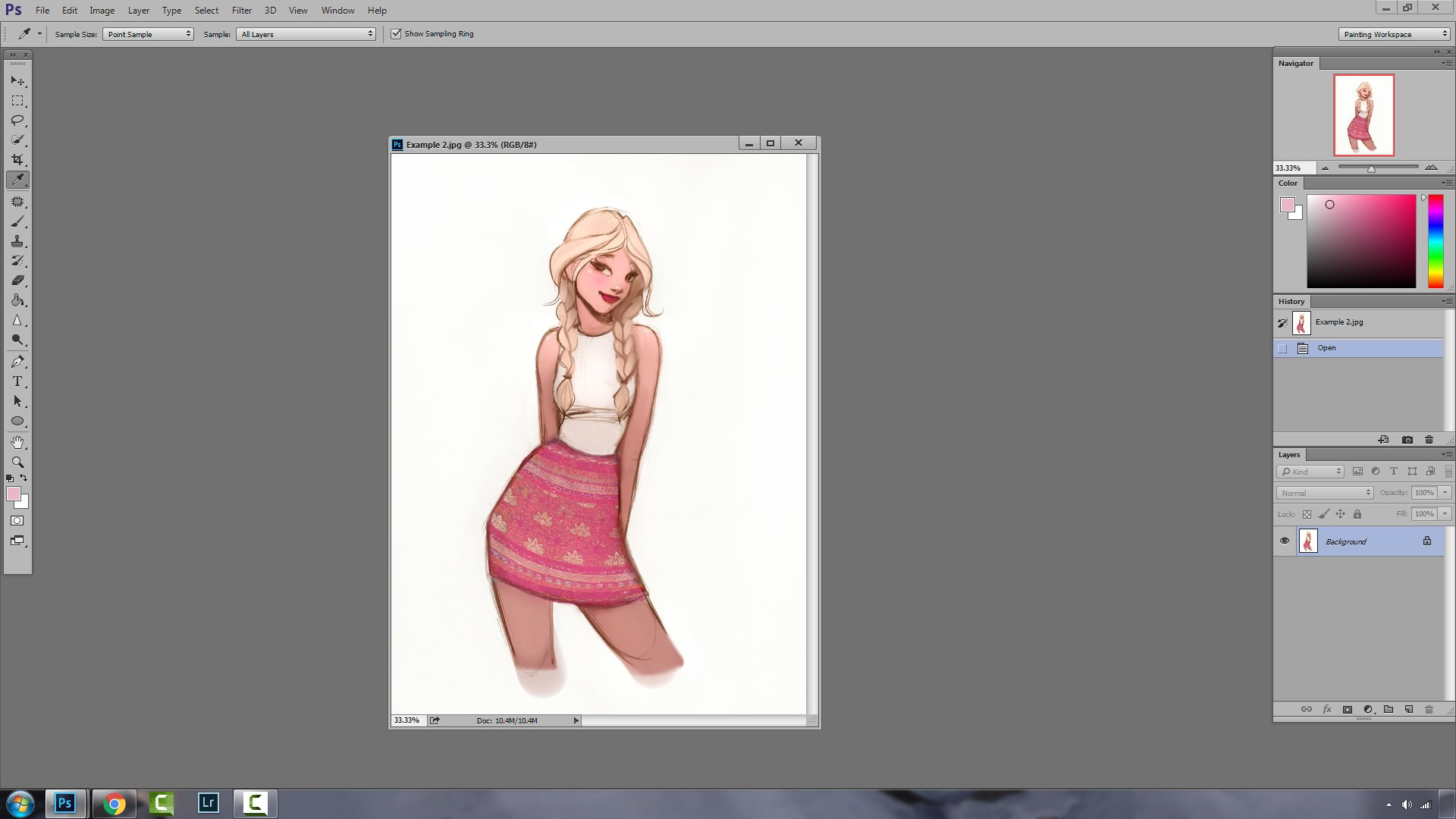 Photoshop Demystified A Beginner S Guide To Digital Painting