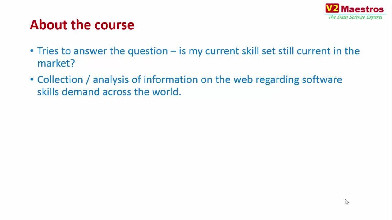 hot software skills global trends analysis kumaran hot software skills 2015 16 global trends analysis kumaran ponnambalam skillshare