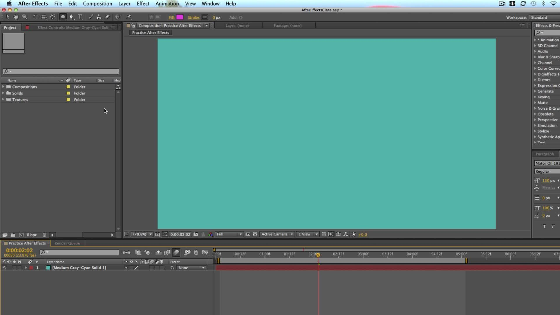 Complete After Effects Course: Make Video Graphics Today