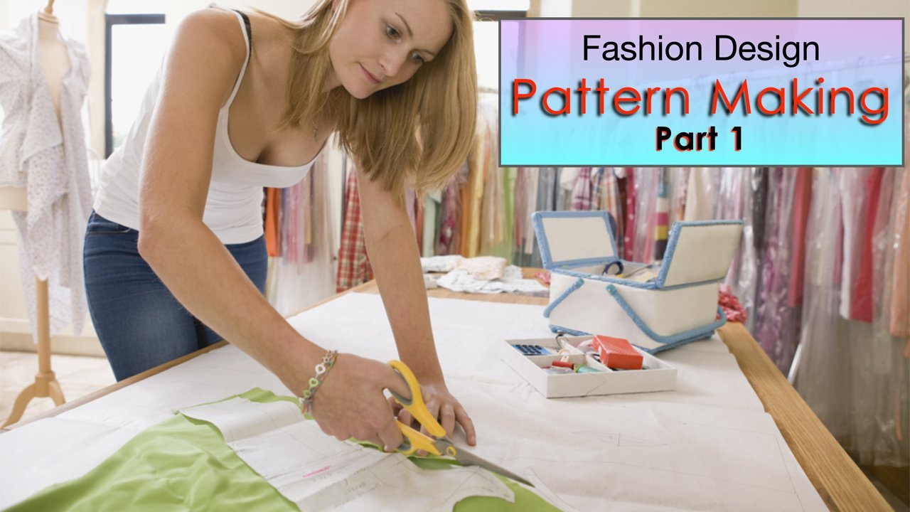 Fashion Design Pattern Making Part 1 Dart Manipulation Yokes Stylelines Darts Princess Lines Nino Via Skillshare