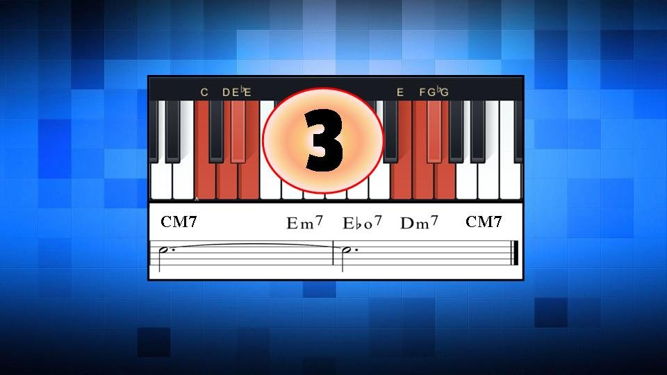 Piano Runs Fills 3 Jazzy Chromatic Chord Song Endings Rosa