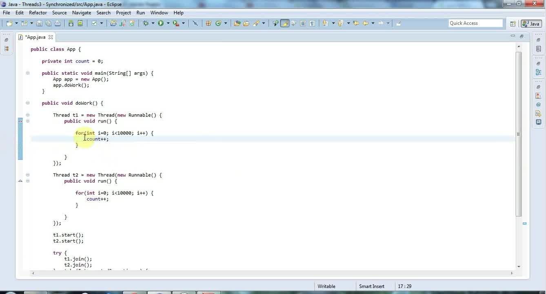 Java multithreading john purcell skillshare baditri Gallery