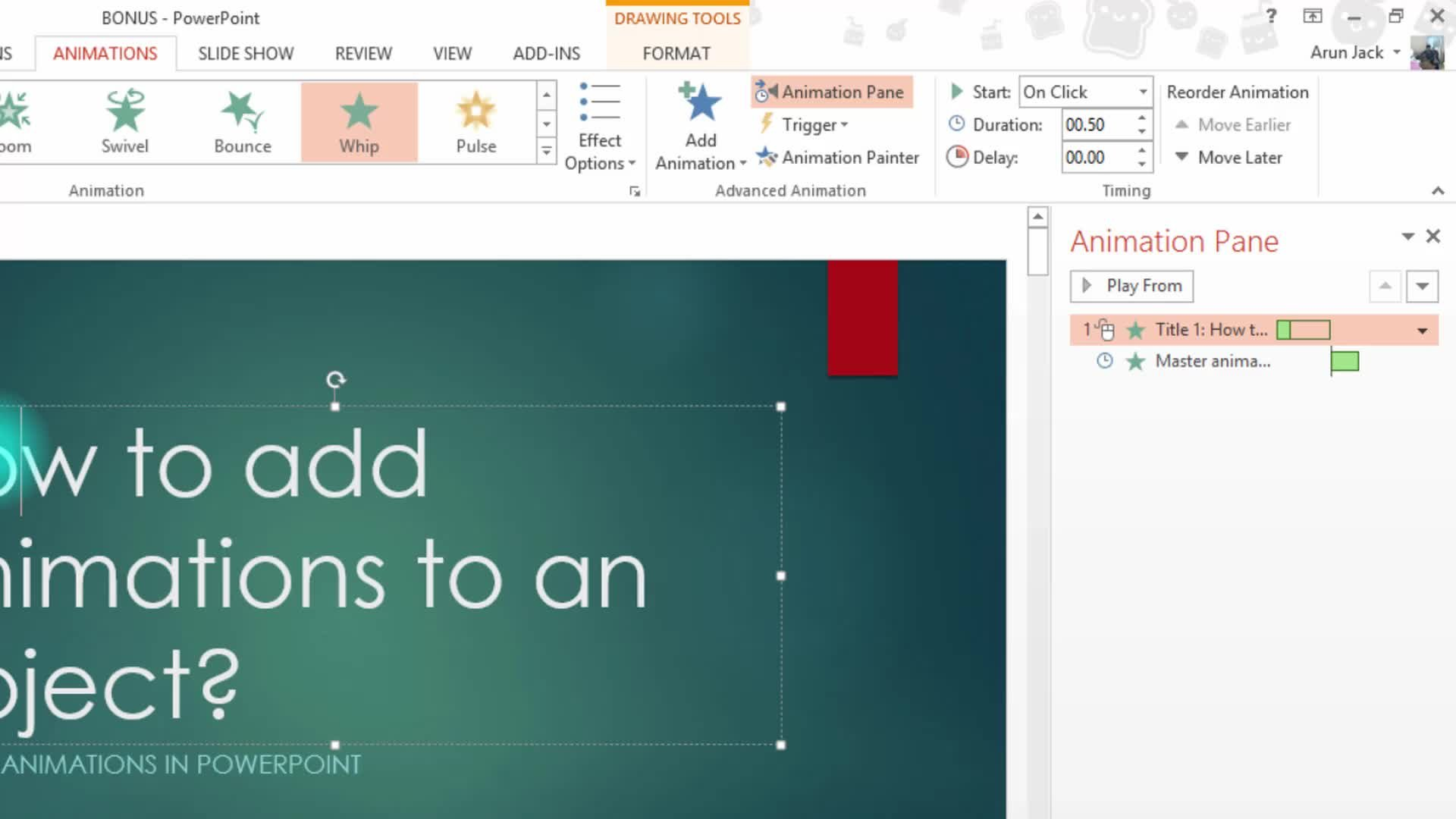 Stunning 3D Design, Typography and Animation: Easy with PowerPoint ...
