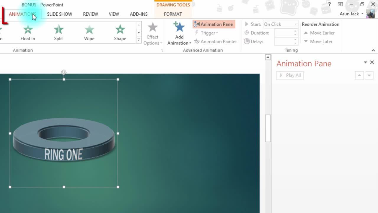 Stunning 3D Design, Typography and Animation: Easy with PowerPoint