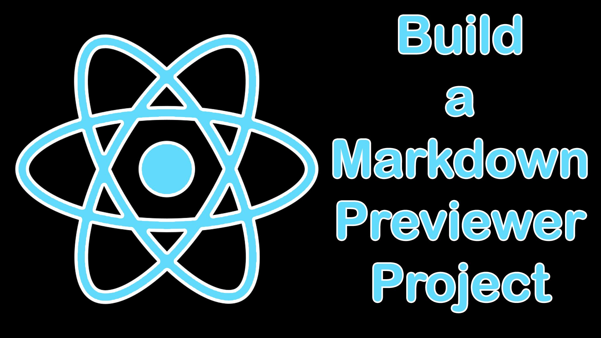 ReactJS Build a Markdown Previewer Project