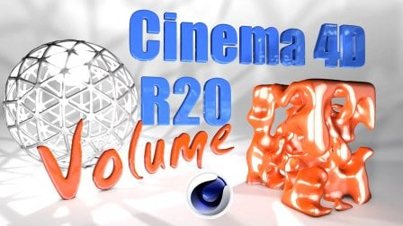 Cinema 4D R20 | Volume | New Features part 1 | Reza Zare